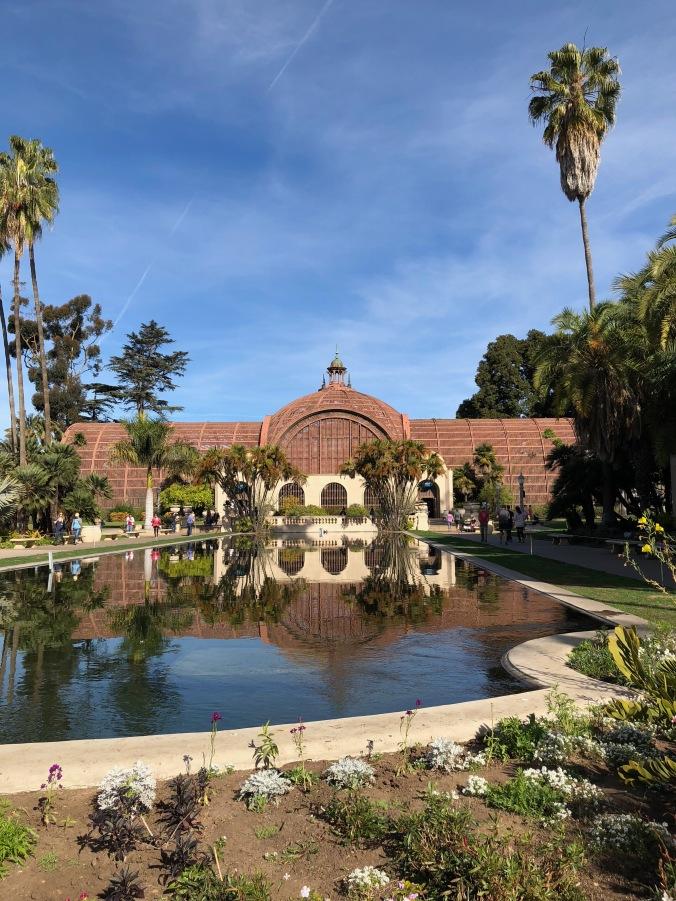 Lathe house Balboa park