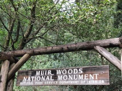 Signmuirwoods