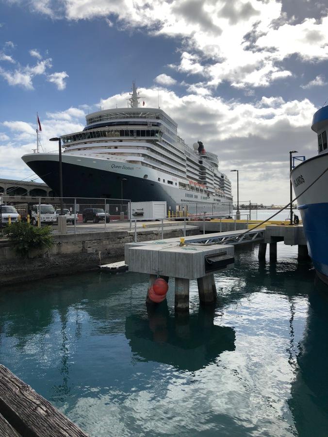 Docked in Hawii