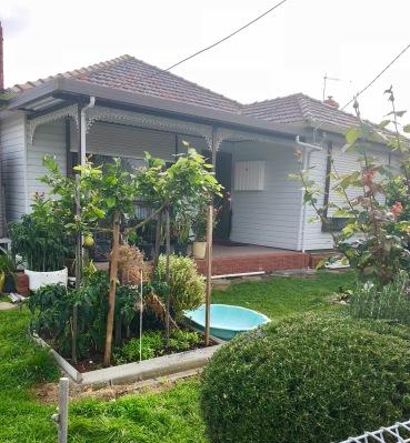 Altona North house/garden