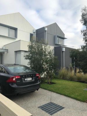 Altona North newer housing