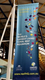 Aquariaum sign