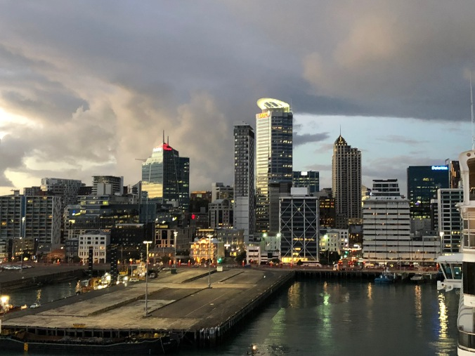 Auckland, New Zealalnd