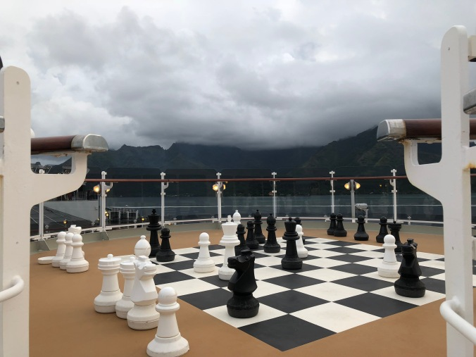 Chess on deck 10