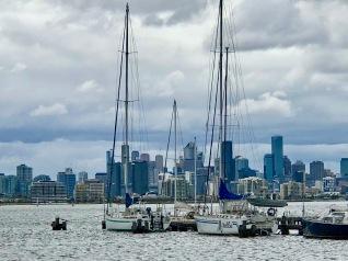 Gem Pier, Williamstown, Victoria