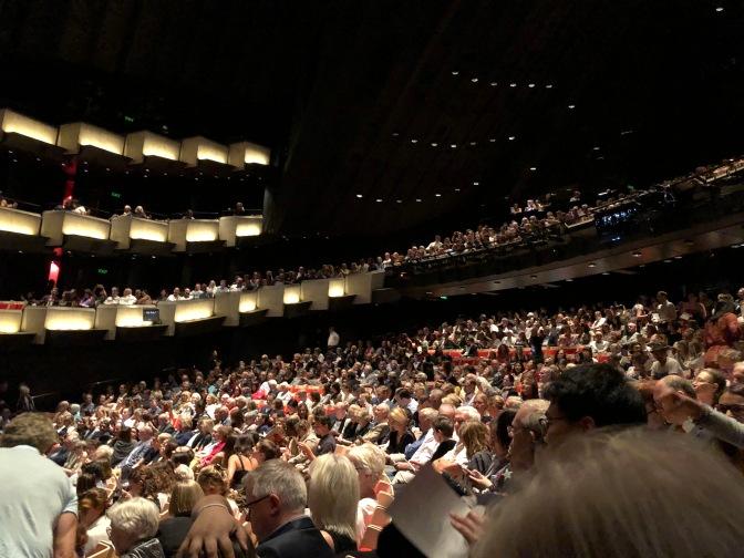 opera house full
