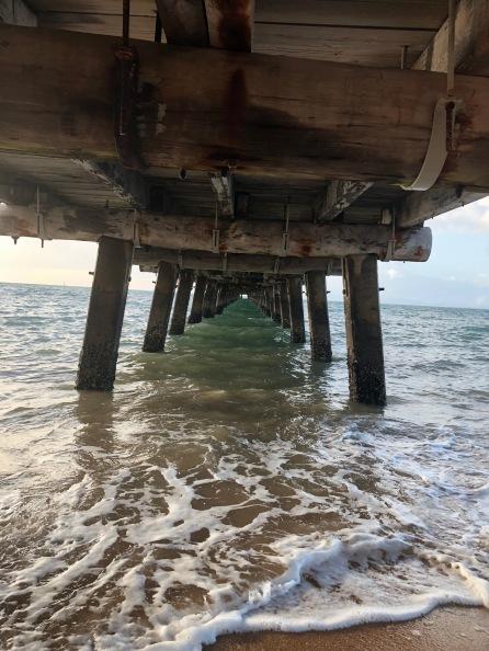 Under Pier Picnic Bay
