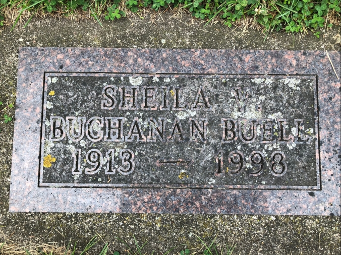 Gray Eagle Sheila marker